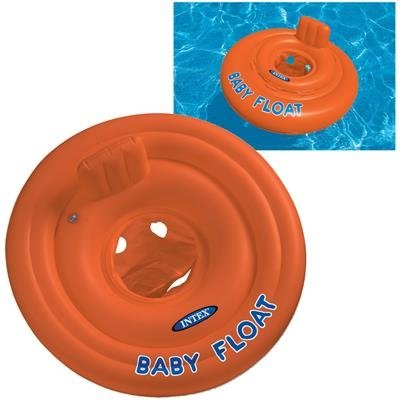 Waterplezier - Intex-baby-float